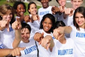 Volunteering is Important to College Admissions Officers